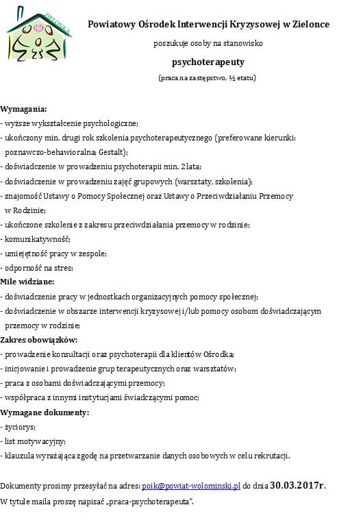 praca-psychoterapeuta
